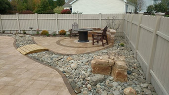 Paver Walkways & steps