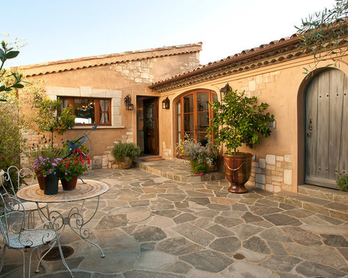 Tuscan Patio Houzz