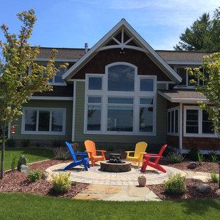 ideas de patios modernos Ideas Para Patios Diseos De Patios Modernos Verdes