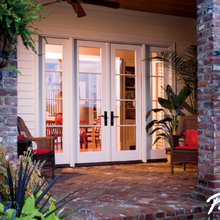French Doors for patio/deck