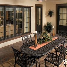 Tropical Patio by Pella Windows and Doors