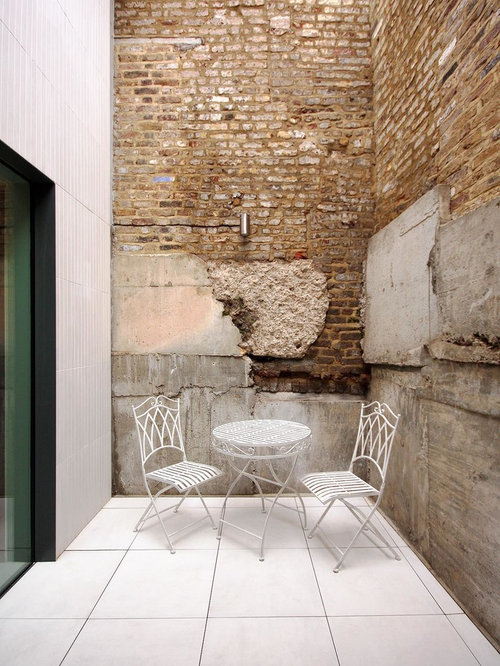 Small Courtyard Houzz