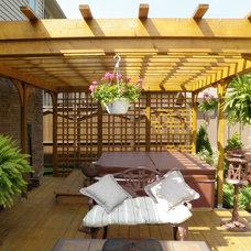 Traditional Patio by Coleman-Dias3 Construction Inc. (CD3Inc)