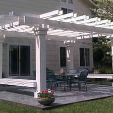 Traditional Gazebos by Harvey August Design Build