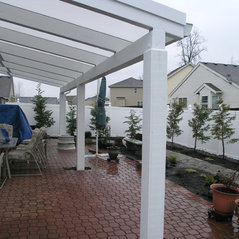 Great Pergola Roof Style