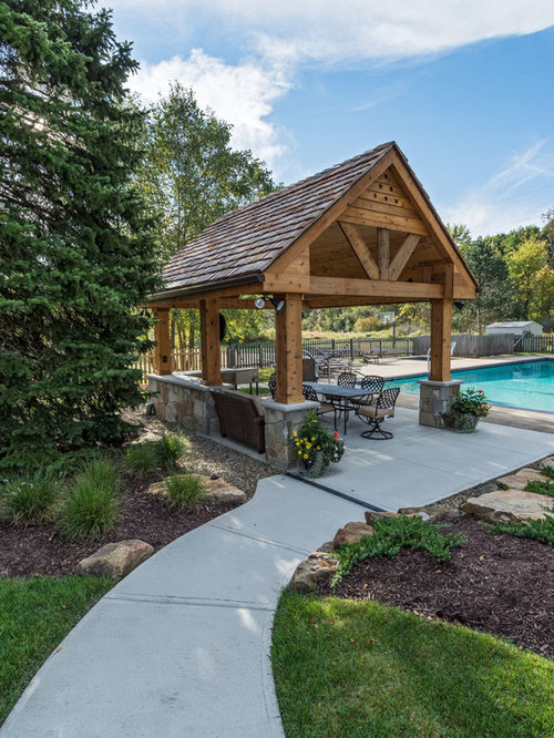 Pool Patio Ideas Houzz