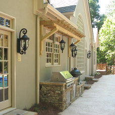 Traditional Patio by Atlanta Decking & Fence Co., Inc.