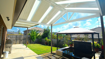 Pergolas- ATS AWNINGS & ADDITIONS