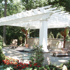 Traditional Patio by Craiger Custom Design
