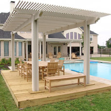 Traditional Patio by McBride Construction Houston - Building Remodeling