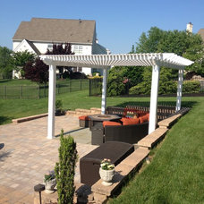 Traditional Patio by Archadeck - Chester County Builders
