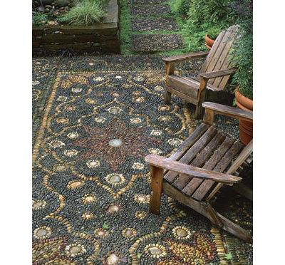 9 conseils de pro pour utiliser les graviers dans votre jardin. Black Bedroom Furniture Sets. Home Design Ideas