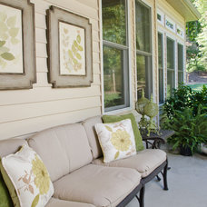 Traditional Patio by Master Plan Interiors, Inc.