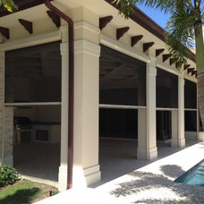 Traditional Patio by American Screen Solutions