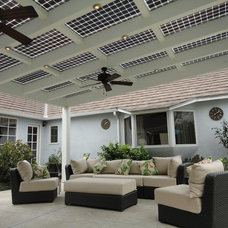 Contemporary Patio by PHAT Energy