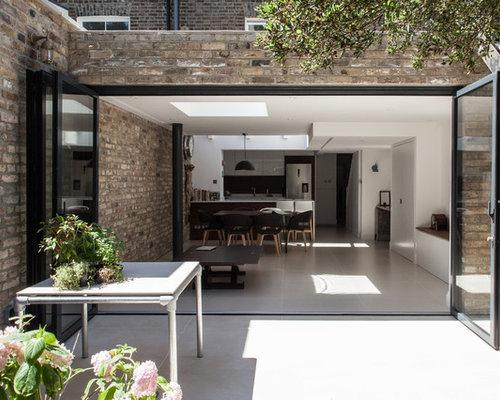 Exceptional Design Ideas For A Modern Patio In London Contemporary Home Ideas Photos.
