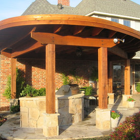 traditional patio by The Viking Craftsman, Inc