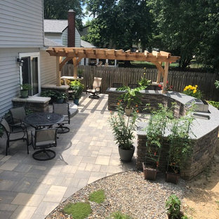 Pickerington, OH, Backyard Space for Entertaining and more!