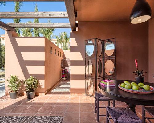 Ideas para terrazas dise os de terrazas de estilo de for Ideas suelo terraza