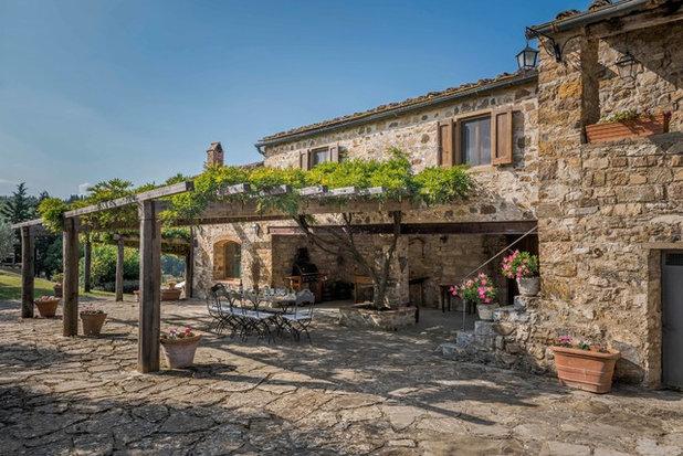 E se lo stile country fosse tutto italiano for Case in stile villa italiana