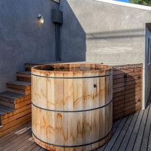 Add a Japanese Soaking Tub