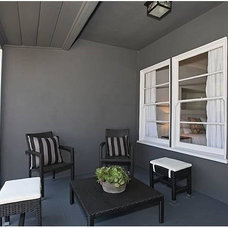 Contemporary Patio by The Property Sisters