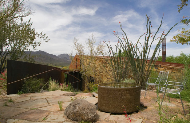 American Southwest Patio by 180 degrees