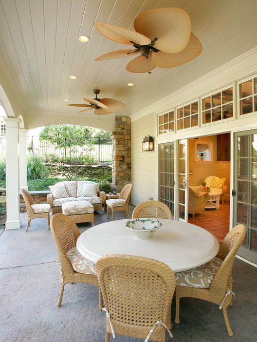 Tropical Ceiling Fan Houzz