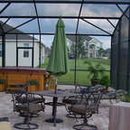 Patio Enclosures Solarium Traditional Porch