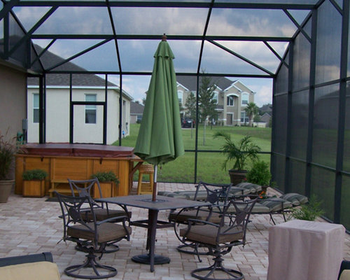 Florida Patio Enclosure Houzz