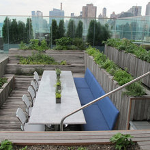 Rooftop spaces