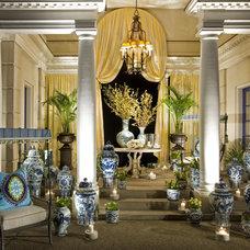 Traditional Patio by Marshall Morgan Erb Design Inc.