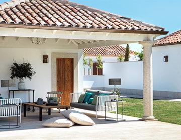 Pool House en Portugal