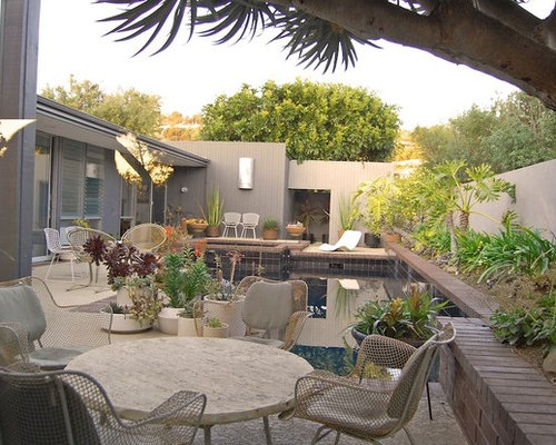 Mid Century Modern Patio Houzz
