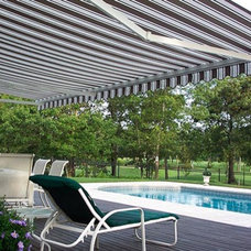 Modern Patio by Eclipse Retractable Awning