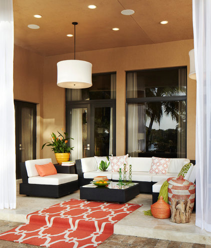 contemporary patio by Innovative Designs
