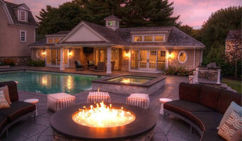 Poolhouse & Pool