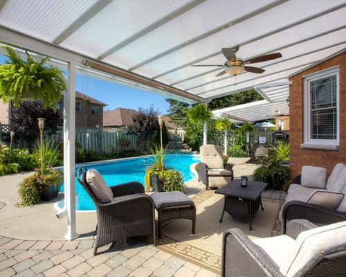 Superieur Poolside Paradise   Patio Cover