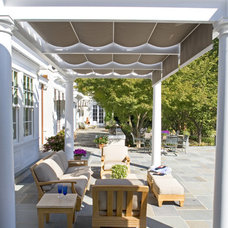 Traditional Patio by Melville Thomas Architects, Inc.