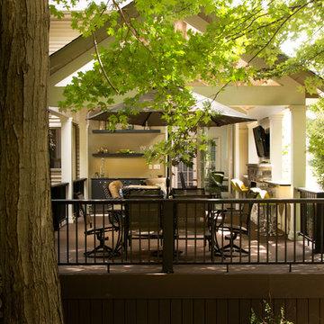 Porches/Sun rooms/Decks