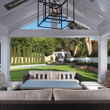 Traditional Patio by Patterson Custom Homes