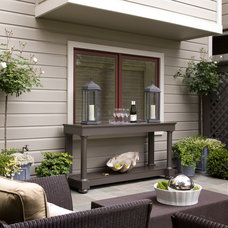Traditional Patio by Candace Cavanaugh Interiors