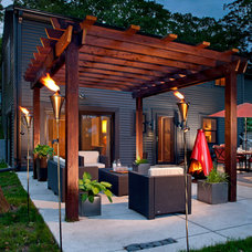 contemporary patio by Edmunds Studios Photography, Inc.