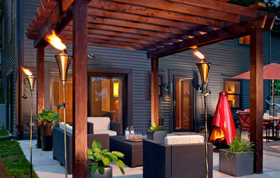 Light Your Patio, Extend Your Evening