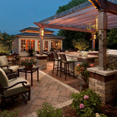 Traditional Patio by Edmunds Studios Photography, Inc.
