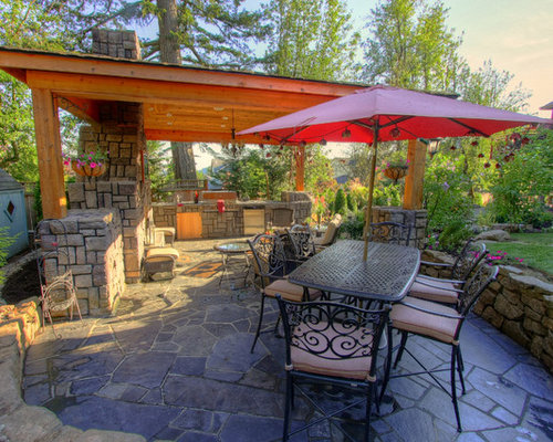 Detached Covered Patio Ideas, Pictures, Remodel and Decor on Detached Patio Ideas id=62049
