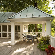 Traditional Patio by Dorman Home Remodeling, Inc.
