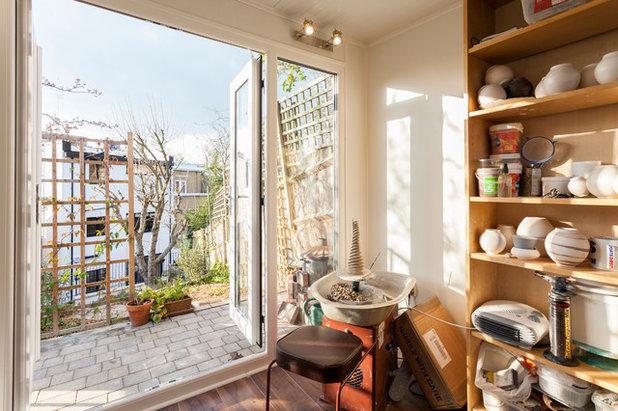 american craftsman patio by chris snook - Wintergarten Entwirft Irland
