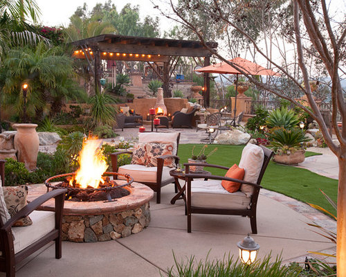 Best 25 southwestern stamped concrete patio ideas for Southwest pergola