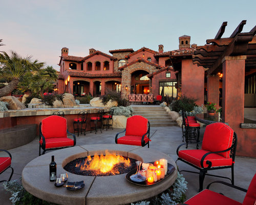 outdoor firepit photos